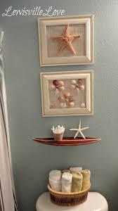 sea themed furniture. beach bathroom ideas i love the bottom frame and how shells look like little sea themed furniture a