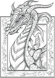 Free Fantasy Coloring Pages For Grown Ups Fantasy Coloring Pages For