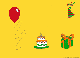 How To Create Birthday Invitations And Cards