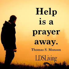 Quotes On Prayer Adorable 48 LDS Quotes For When You Don't Feel Like Praying LDS Living