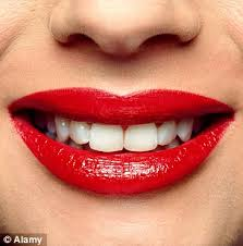 sharp teeth. human teeth are just as strong shark - although perhaps less deadly sharp