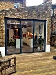 bifold doors peckham kitchen emilypenrosedesign co uk