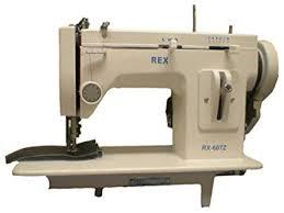 Rex Industrial Sewing Machine Manual