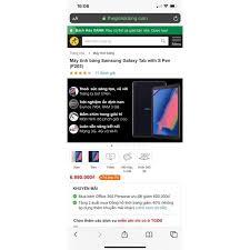 Bao da Máy tính bảng Samsung Galaxy Tab with S Pen P205