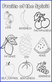 Coloring Pages Fruit Wwwgsflinfo