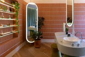 Design House Mirror Mexico City Studios Redesign 1940s House For Design Week Mexico