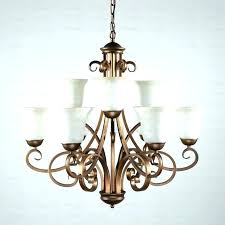 ceiling fan light shades chandelier glass bowl replacement fans for fixtures