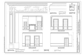 7. Details - William Blacklock House, 18 Bull Street, Charleston,  Charleston County, SC | Library of Congress