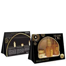 l oreal professionnel mythic oil luxury travel kit description