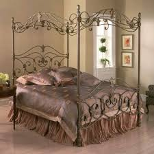 metal bedroom sets. luxury metal bedroom furniture with canopy sets