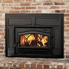 convert gas fireplace to wood stove insert wood burning fireplace inserts ideas on vented gas fireplace