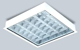 office ceiling light covers. Covers For Ceiling Lights Office Light Fancy Recessed Strip Fluorescent Lighting With Additional Lovely .