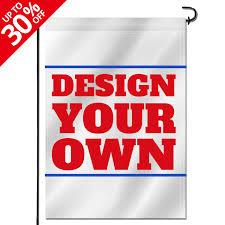 Designer Garden Flags Custom Garden Flags