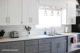 Update Kitchen Cabinets Without Replacing Them