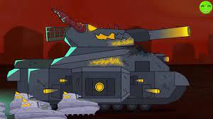 Trả thù ông chủ lớn Phim hoạt hình về xe tăng [Gerand VN] - YouTube