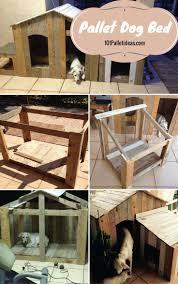 Creative Dog Houses 395 Best Pallet Dog Houses Images On Pinterest Dog Kennels Dog