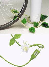 2 ivy bike lock