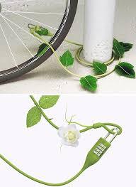 2 ivy bike lock