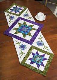 Make An Easy Bargello Quilt Pattern Table Runner   Bargello quilts ... & Quilt projects on Pinterest   Quilting, Quilt As You Go and Quilt Patterns  · Quilted Table Runner PatternsPatchwork Table RunnerPlacemat ... Adamdwight.com