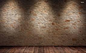 Brick Wall And Wood Floor Hd Wallpaper Abstract Desktop Widescreen For Walls  Of Pc Pics
