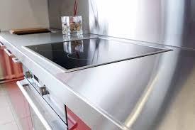 stainless steel countertop foodal com
