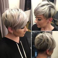 70 Short Shaggy Spiky Edgy Pixie Cuts And Hairstyles Silver