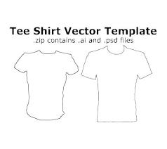 T Shirt Template Templates Design Adobe Photoshop