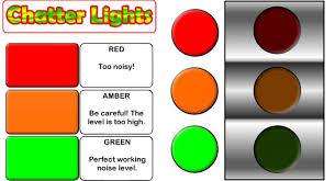Traffic Light Chart Behaviour Classdisplays Traffic Lights Resource