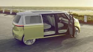 2018 volkswagen kombi. perfect kombi volkswagen reveals id buzz kombi concept in detroit  video  car news  carsguide in 2018 volkswagen kombi a