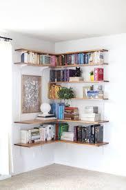 captivating diy living room shelf ideas wall shelf in the small