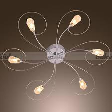 unique ceiling lighting. 12 Photos Gallery Of: Amazing Flush Mount Ceiling Fan Ideas Unique Lighting