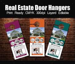 real estate door hanger templates. Real Estate Door Hanger Templates