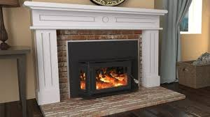fireplace inserts wood burning with blower reviews