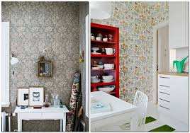 5 Kitchen Wallpaper Wall Covering Ideas In Interior