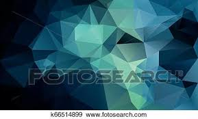 Vector Abstract Irregular Polygon Background Triangle Low