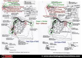 4l60e Troubleshooting Chart 4t60e Wiring Schematic 4l60e Transmission Wiring Diagram