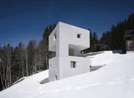 Concrete Cabin This Concrete Cabin Perched On A Mountain Is Perfect Blazepress
