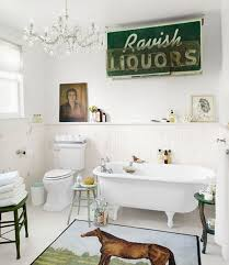 Vintage Bathroom Decor Vintage Bathroom Wall Decor Pictures