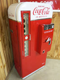 Coca Cola Vending Machine Manual Adorable Vendo Coke Machine History And Serial Numbers