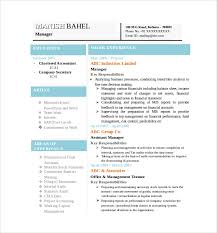 Resume Formats Free Download Word Format 77 Images Ms Word