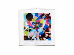 Calendar Sample Design Magnificent Personalised Calendars Free A48 Calendar Photobox
