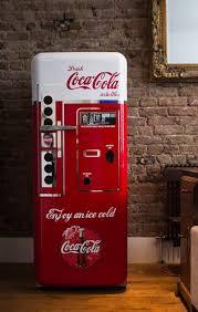 Vending Machine Fridge Inspiration Custom Coca Cola Vending Machine FridgeWrap Household Pinterest