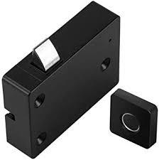 belupai <b>Drawer Intelligent Electronic Lock</b> File Cabinet Lock Storage ...