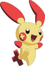 Pokemon Plusle Evolution Chart Pokemon 311 Plusle Pokedex Evolution Moves Location Stats