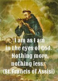 St Francis Quotes Mesmerizing St Francis Of Assisi Quotes And Sayings