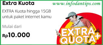 Paket super internet im3 harian, mingguan dan bulanan. Mengenal Extra Kuota Indosat Im3 Ooredoo