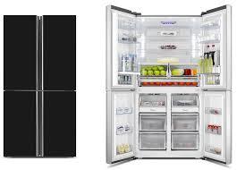 hisense french door fridge