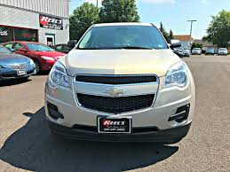 2012 Chevrolet Equinox LS 4dr SUV In Orwell OH - Reel's Auto Sales
