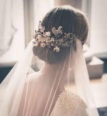 Coiffure De Mariage 2017 Un Chignon Bas Romantique Avec Un