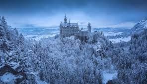 1336x768 Neuschwanstein Castle in ...